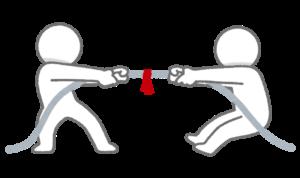 綱引きの画像